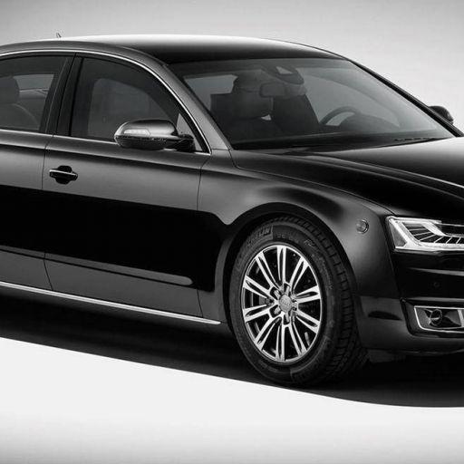 Audi, A8, Used