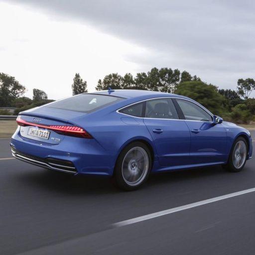 Audi, A7, Used